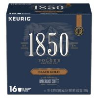 Print a coupon for $1.50 off one 1850 Brand K-Cup Coffee product - by Folgers