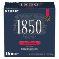 Print a coupon for $1.50 off one 1850 Brand Coffee product - by Folgers
