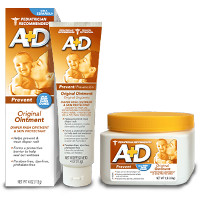 Print a coupon for $1 off any A+D Ointment product