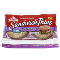 Print a coupon for $0.55 off Weight Watcher approved Arnold, Brownberry or Oroweat Sandwich Thins