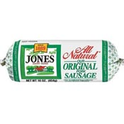 Save $0.75 on Two Jones Dairy Golden Brown Sausage products
