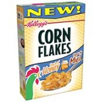 Print a coupon for $0.75 off any Kellogg's Corn Flakes Cereal