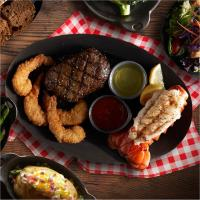 Get 3% Cash Back when you eat at Black Angus Steakhouses
