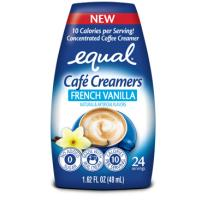 Print a coupon for $1 off any Equal Cafe Creamer