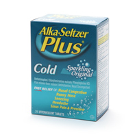 Print a coupon for $1 off any Alka-Seltzer Plus product