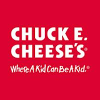 Get 5% Cash Back at Chuck E. Cheese when you link your American Express card