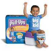 Save $2 on any package of Huggies Pull-Ups Training Pants