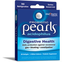 Save $4 on any Enzymatic Therapy Probiotic Pearls Product