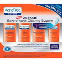 Print a coupon for $5 off on AcneFree Severe Acne 24HR Acne Clearing System