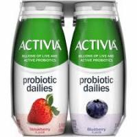 Print a coupon for $2 off one 8 pack of Dannon Activia Probiotic Dailies