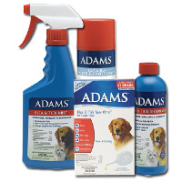 Print a coupon for $3 off any Adams Pet Product
