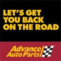 Get 15% off your next order (no minimum) at Advance Auto Parts