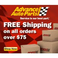 Get $40 off Your AdvanceAutoParts.com order + Free Shipping over $75