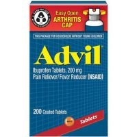 Save $3 on an Advil Easy Open product 160 count or larger