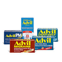 Save $1 on Advil or Advil Film-Coated products