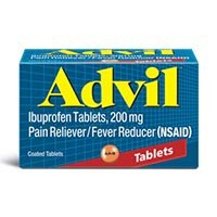 Print a coupon for $1 off Advil, 40ct or larger