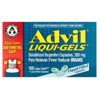 Print a coupon for $3 off Advil PM with Easy Open Arthritis Cap, 120ct. or larger