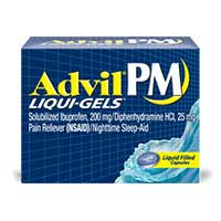 Print a coupon for $1 off one Advil PM product, 20ct. or larger