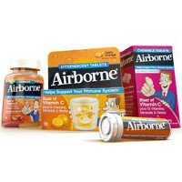 Print a coupon for $1 off one Airborne product
