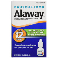 Print a coupon for $2 off Alaway Antihistamine Eye Drops