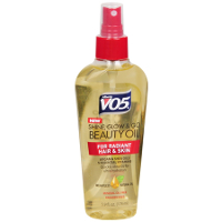Support and Save Coupon - Save $1 on Alberto VO5 Shine, Glow and Go Beauty Oil for radiant hair and skin