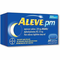 Save $2 on any Aleve PM product