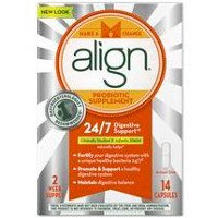 Print a coupon for $2 off one Align Probiotic supplement product