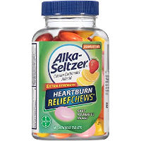 Print a coupon for $3 off a bottle of Alka-Seltzer ReliefChews