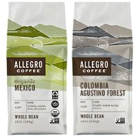 Allegro Coffee coupon - Click here to redeem