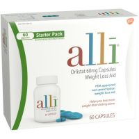 Print a coupon for $5 off one 60ct. alli OTC Weight Loss product