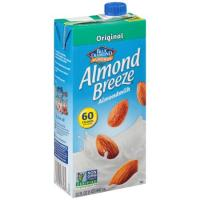 Print a coupon for $1 off two cartons of Blue Diamond Shelf Stable Almond Breeze Milk