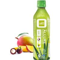 Print a coupon for $0.50 off one Alo Drink product