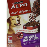 Print a coupon for $3 off one 72 oz. box of ALPO Meal Helpers