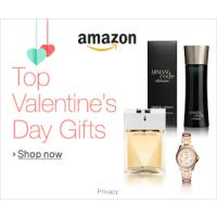 Save big when you shop Valentine's Day Gifts at Amazon.com