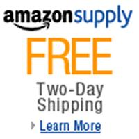 Get free two-day shipping from AmazonSupply.com - over 500,000 products for business customers and consumers