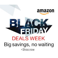 Shop Early Black Friday Deals Only at Amazon.com!