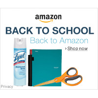Shop Amazon for Back to School essentials like school supplies, uniforms, backpacks and more!