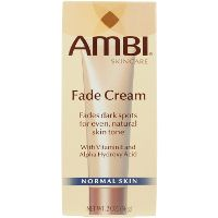 Print a coupon for $1 off one Ambi Fade Cream for Normal or Oily Skin