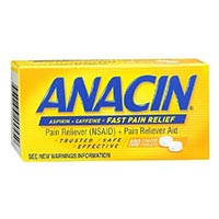 Anacin coupon - Click here to redeem