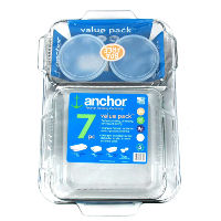 Print a coupon for $1.50 off any Anchor Hocking Bakeware Value Pack, 3 piece set or larger