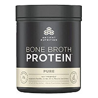 Print a coupon for $2 off any Ancient Nutrition Bone Broth Protein Supplement product