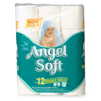 Save $1 on any Angel Soft Bath Tissue 12 Jumbo Pack