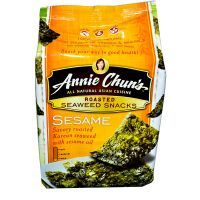 Print a coupon for $1 off two Annie Chun's Seaweed Snacks