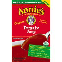 Save $0.75 one one carton of Annie's Organic Soup