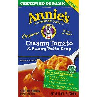 Print a coupon for $0.50 off a carton of Annie's Organic Soup