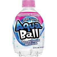 Print a coupon for $1.50 off one 6-pack of AquaBall Naturally Flavored Water drink