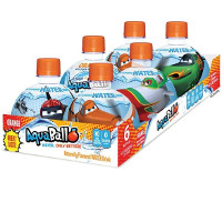 Print a coupon for $1.50 off a 6-pack of AquaBall Naturally Flavored Water Drink