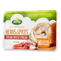 Free - Print a coupon good for one Tub of Arla Cream Cheese at selected stores