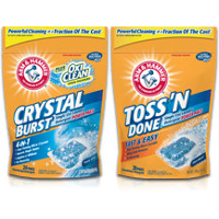 Print a coupon for $1 off any Arm + Hammer Single-Dose Laundry Detergent