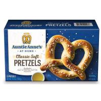 Save $1 on any Auntie Anne's Frozen Pretzel Product
